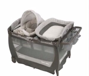 Graco pack and play playard with rocker