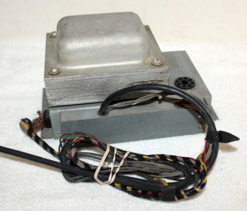 Hammond S6 Type AO-27-1 Power Supply Transformer ~ Vintage ~ 115V-50-60CY