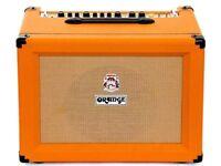 Orange Crush Pro 60 guitar amplifier combo