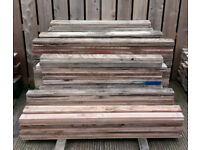 """3/4"""" heavy duty euro pallet boards perfect for walls or furniture lengths from 1 meter upto 48ins"""