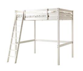 IKEA Loft Bed (double)