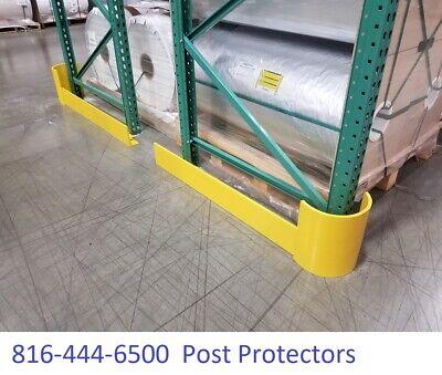 Forklift Rack Frame Protector Guard Pallet End Of Aisle Post 42