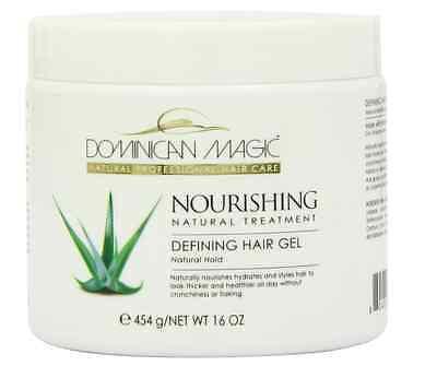 Dominican Magic Defining Hair Gel, 16 Oz (pack Of 3)