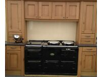 Aga Electric Conversion just in time for Christmas