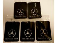 Mercedes A, B, C, E, S, ML, GL Class AMG ** Car Air Freshener Deal 5 for £7.99