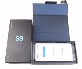 Samsung Galaxy S8 64GB ARCTIC SILVER