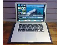 "** Apple MacBook Pro 15"" - El Capitan - Anti-Glare Screen - 8 GB RAM **"