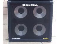Hartke XL-Series 4x10 bass module speaker cabinet - Sell/Swap