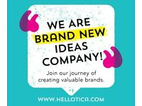Brand new ideas company!
