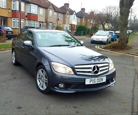 Mercedes Benz c class automatic low millage