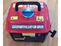 Mobile petrol generator 'Performance Power' model PP720GG, Portable 720 watt, 2 stroke, carry handle