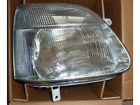 """OPEN TO OFFERS""Genuine Vauxhall Agila-A Drivers / Offside Side Headlight 2000-2008 (Bath)"