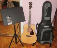 Accessoire et Guitare / Guitar and Accessories