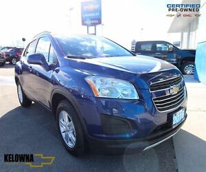 2016 Chevrolet Trax LT, Remote Start, Sunroof, Bose Speakers