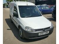 vauxhall combo 1.3cdti. 12 month mot. 4 new tyres. new clutch and flywheel. very clean and tidy van!