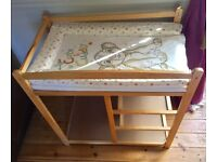 Changing Table & Mat