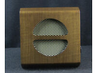 """Cute"" Vintage Bluetooth Speaker with a difference"