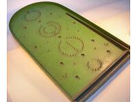 "Vintage Bagatelle Board 30"" Long x 15"" Wide (WH_0814)"