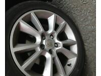 """Vxr alloy wheels 17"""" swap for a different set read ad"""
