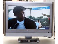 "Toshiba 23WLT56B 23"" HD Ready LCD TV w/ Freeview"