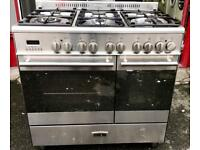 //(%)\ KENWOOD DUEL FUEL COOKER INCLUDES 6 MONTHS GUARANTEE