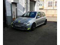 Renault clio 172 ph1