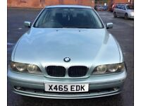 Bargain sale BMW 520 i V6 ! E39 ! 12 month mot ! Automatic ! Start and drive perfect ! Swap px £599