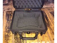 Peli 1200 Protector Case with Foam Black