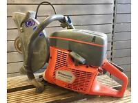 2013 husqvarna k760 petrol cutter saw