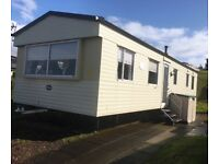 Static 3 Bedroom Caravan For Sale at Haven Craig Tara
