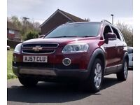 Chevrolet Captiva 4x4 2.0 LTX 5d (7 seats)