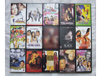 Bollywood / Indian / Hindi DVD's - please see listing for titles