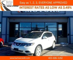 2013 Nissan Murano SV **SPRING BLOWOUT**