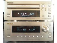 TEAC cd and tuner