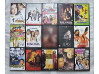 Bollywood / Indian / Hindi DVD's - please see listing for titles...and read all of ad