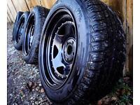 Steel wheels 5x112 VW AUDI SEAT t4