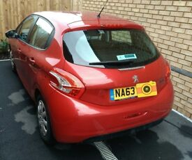 Peugeot 208 HDi - Zero Tax - only 29500 miles