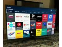 50in Samsung 4K UHD SMART TV WI-FI FREEVIEW HD WARRANTY
