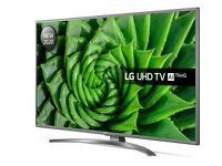 """LG 75"""" smart 4k UltraHD warranty Boxed"""