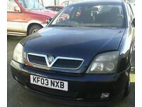 BREAKING 1.8 PETROL VAUXHALL VECTRA ALL PARTS