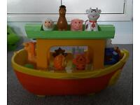 Little Tikes Noah's Ark. Excellent condition