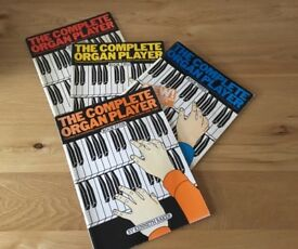 The complete Organ player books 1 - 4