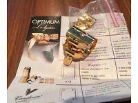 Vandoren V16 Metal Tenor Saxophone Optimum Ligature - Brand New-