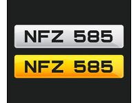 NFZ 585 - N.I 3x3 Dateless Registration