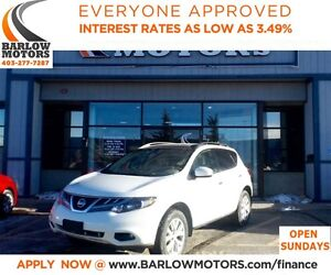 2013 Nissan Murano SV*EVERYONE APPROVED* APPLY NOW DRIVE NOW