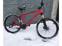 "Carrera kraken 20"" mountain bike"