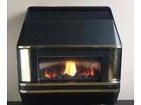 Valor Heartbeat 3.6 KW Gas Fire (Wall Mounting)