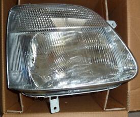 OPEN TO OFFERS Genuine Vauxhall Agila-A Drivers / Offside Side Headlight 2000-2008 (Bath)