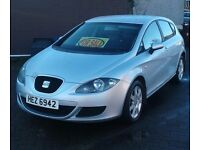 2006 SEAT LEON REFERENCE 1.6 £1650 N'ARDS
