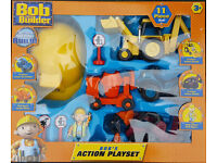 BOB the BUILDER Action Playset